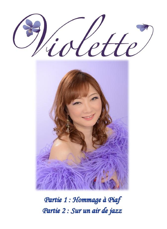 VIOLETTE  Fantastique Live Vol.7