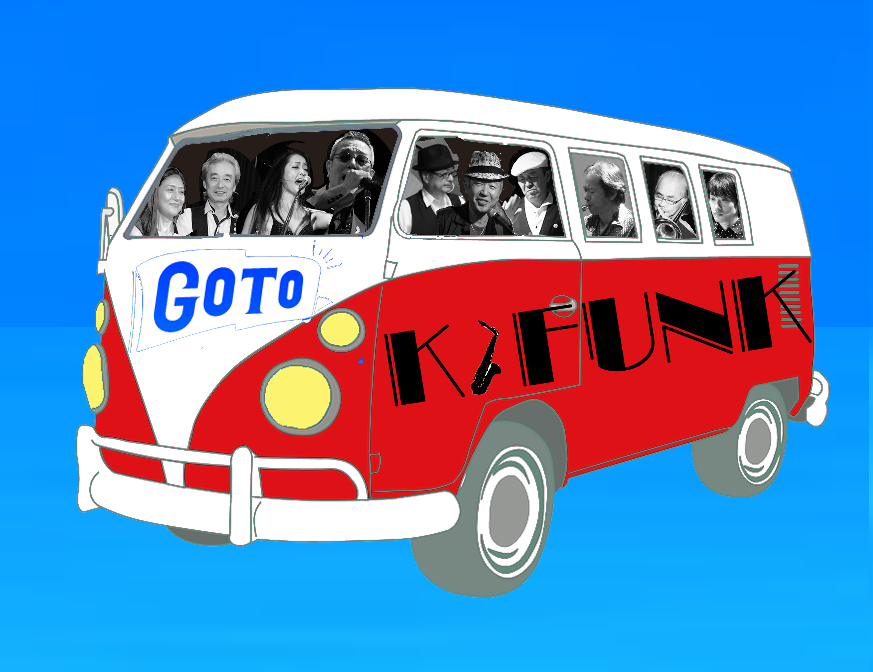 GO TO K-FUNK