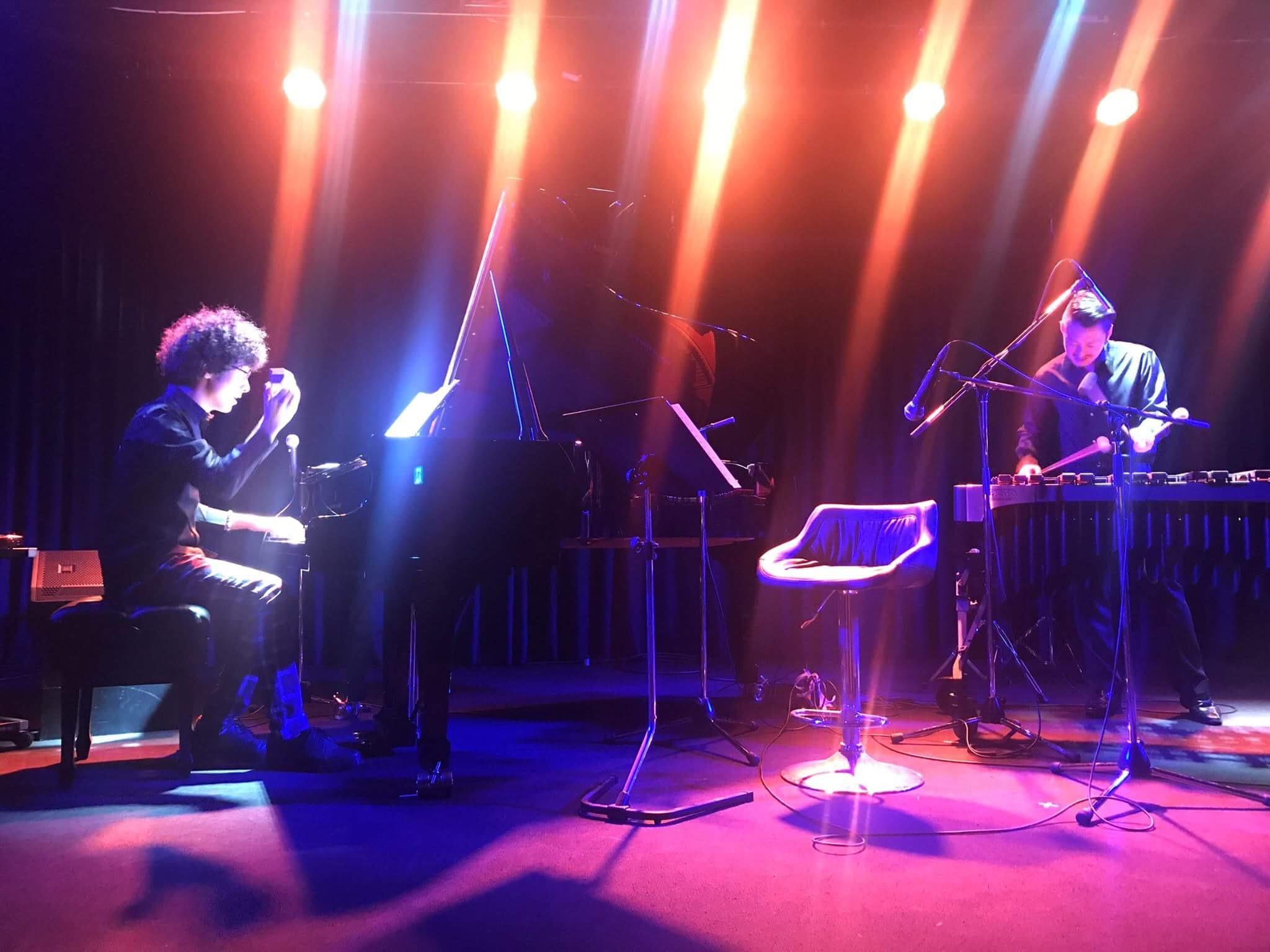 マリンバ×ピアノ Duo Live Vol.5 in Tokyo
