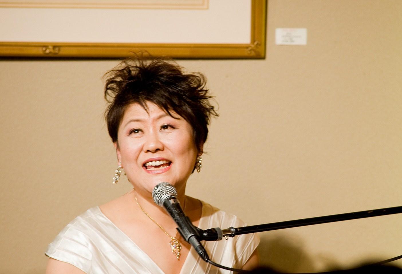 吉岡しげ美 音楽詩40周年記記念コンサートシリーズvol.2 「晶子と万葉集」