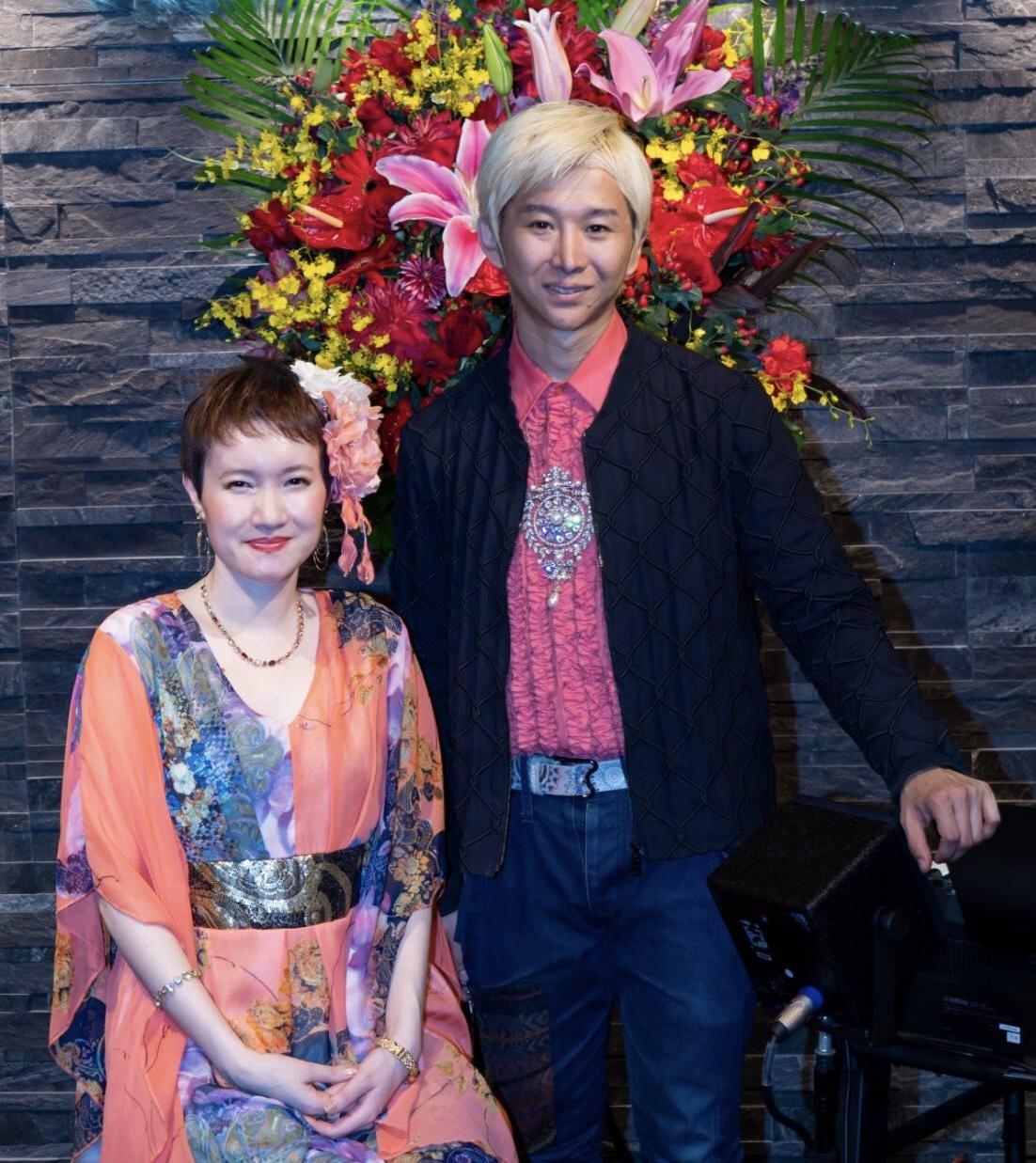 Mio & Hisashi  〜La donna debut concert〜