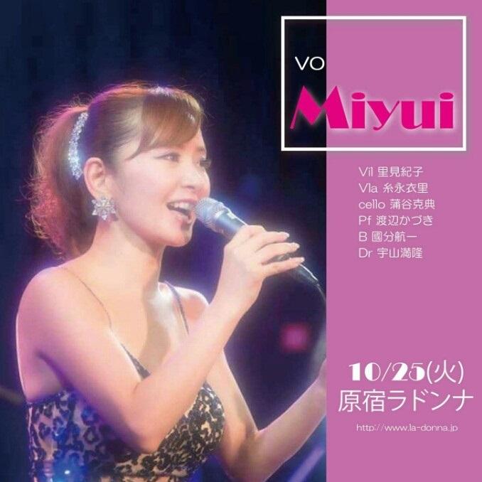 Miyui Birthday Live