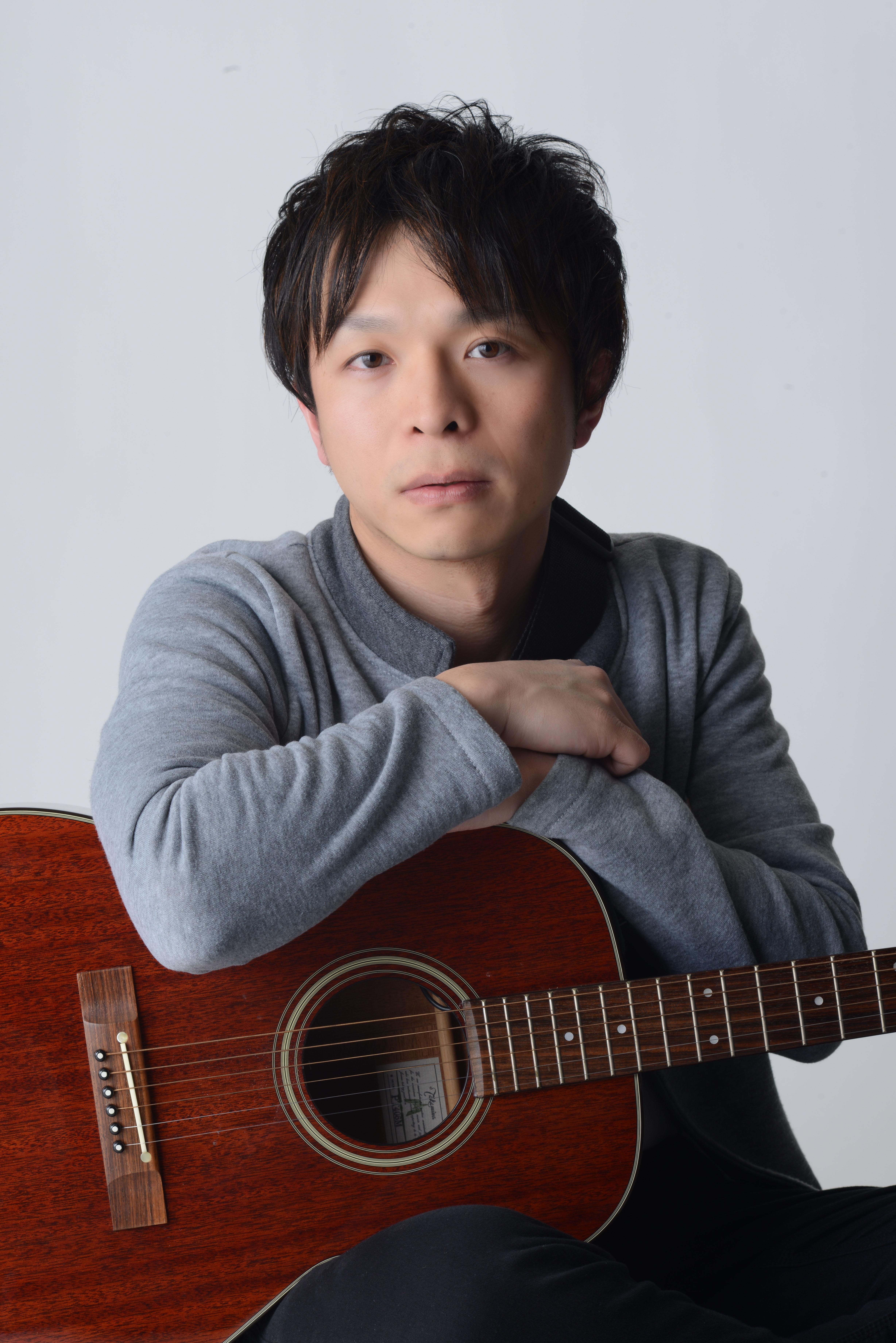 ヨシツグ 2ndシングル「愛しい君へ」レコ発ワンマンライブ
