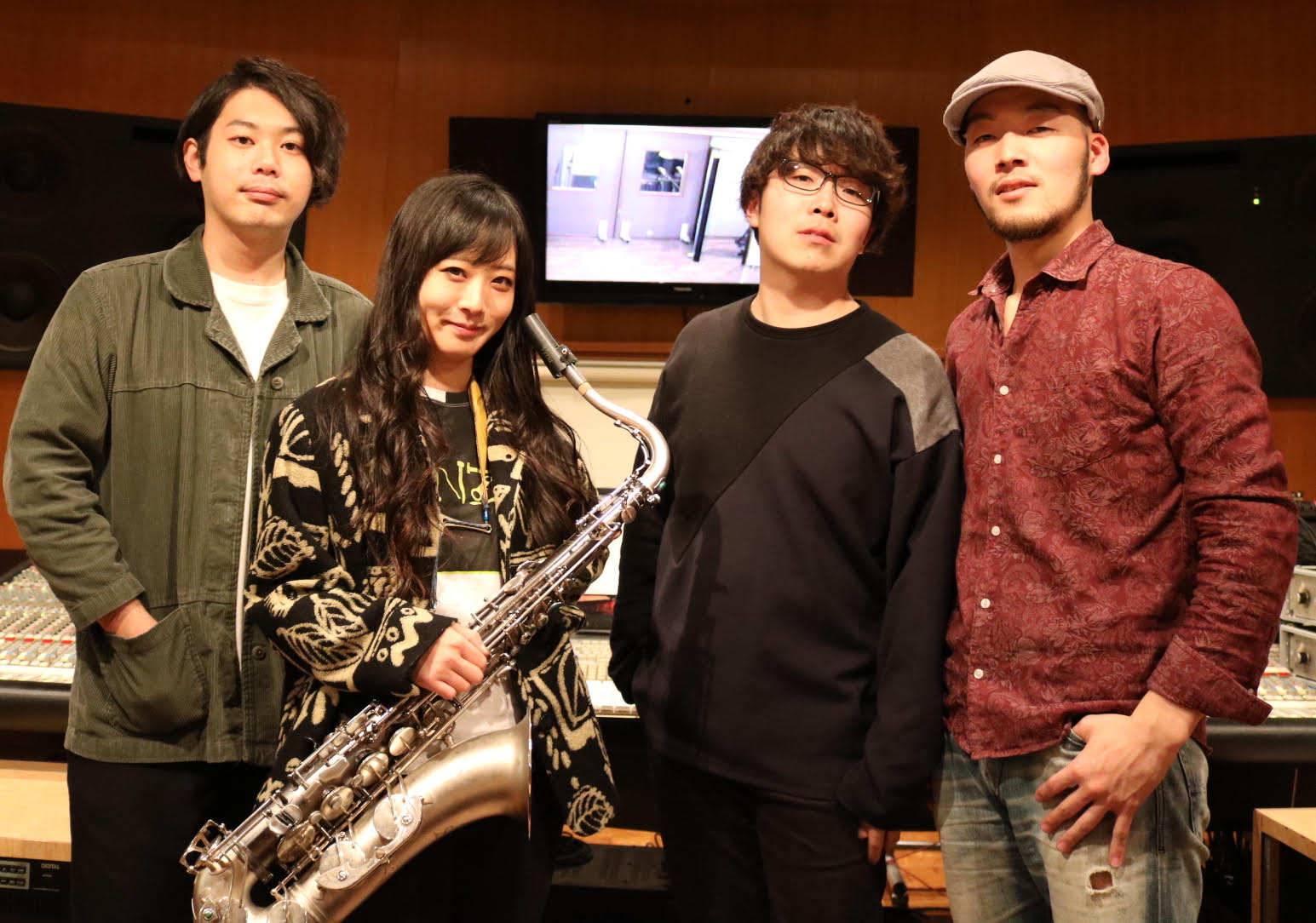 「Project M」 Live in Ladonna