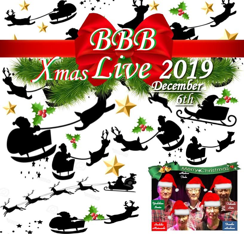 BBB Xmas Live 2019