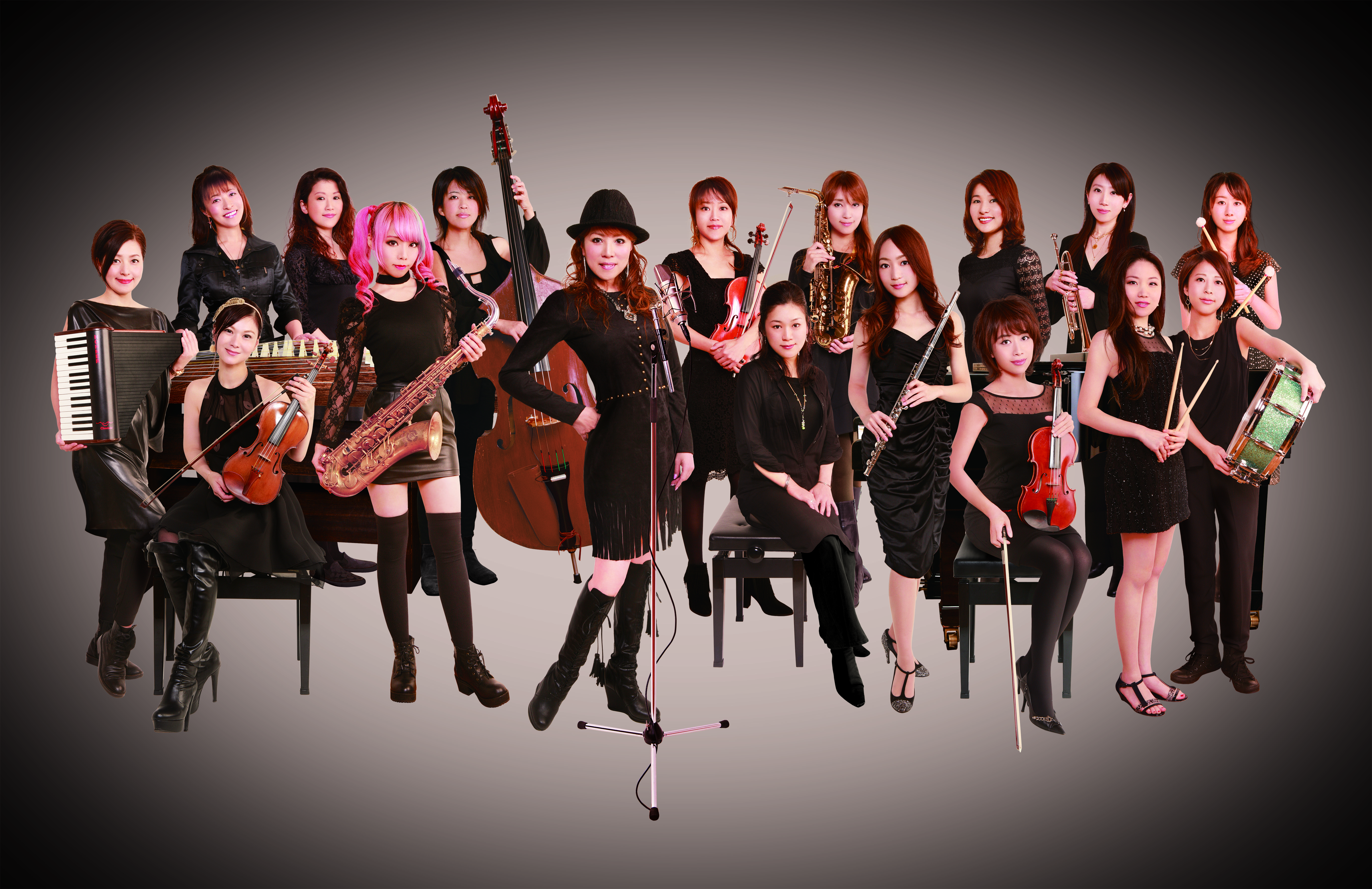 Jazz Lady Project 桜ライブ2017