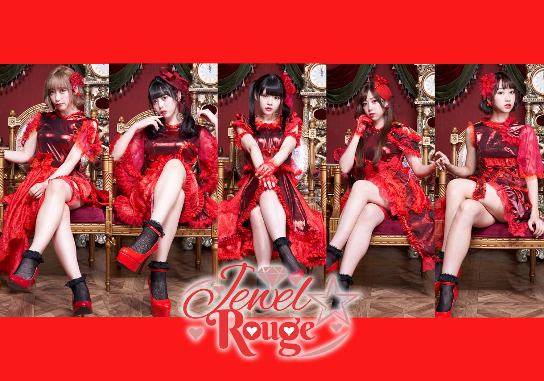 Jewel☆Rouge トーク&ミニライブ