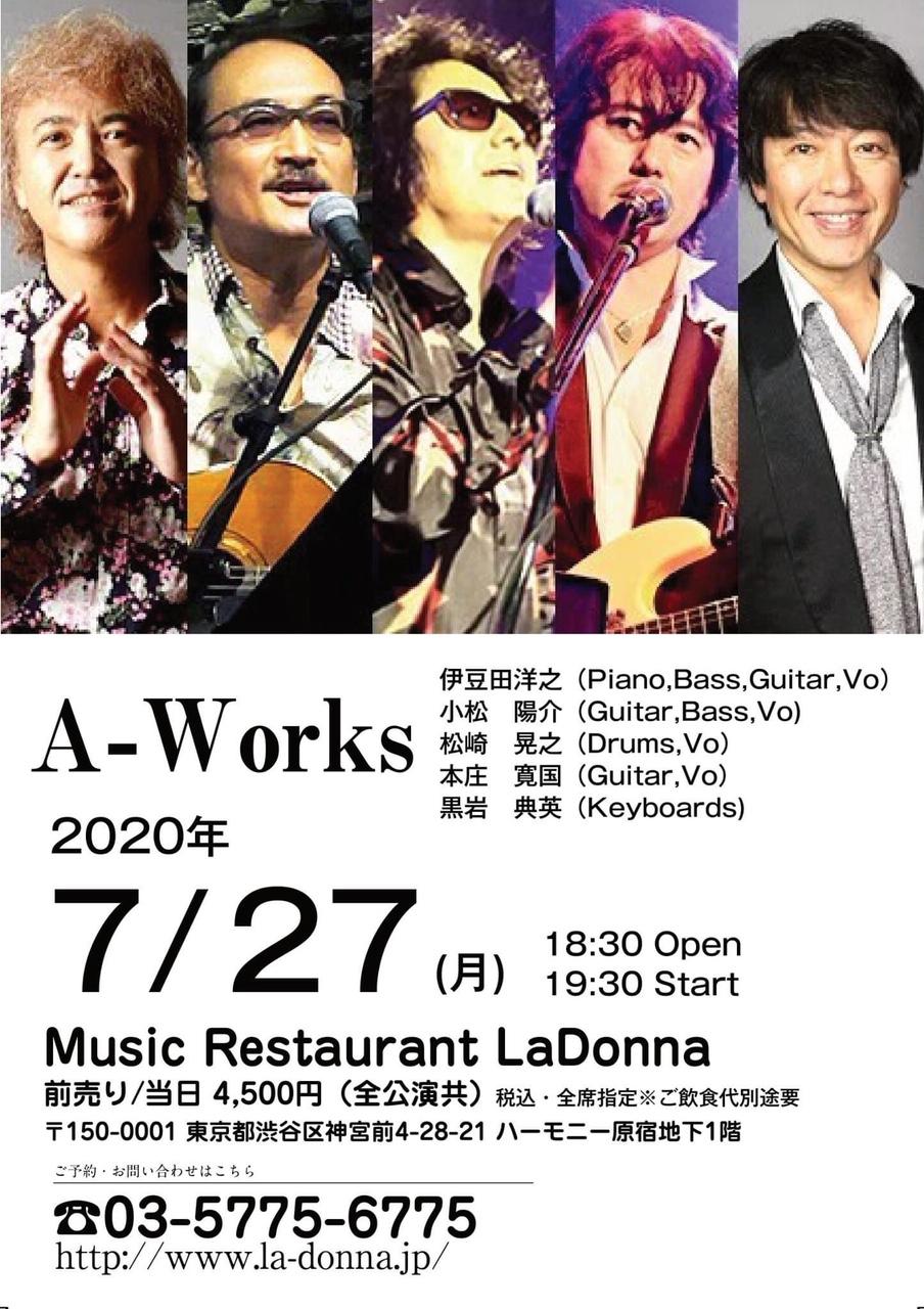 A-Works LIVE