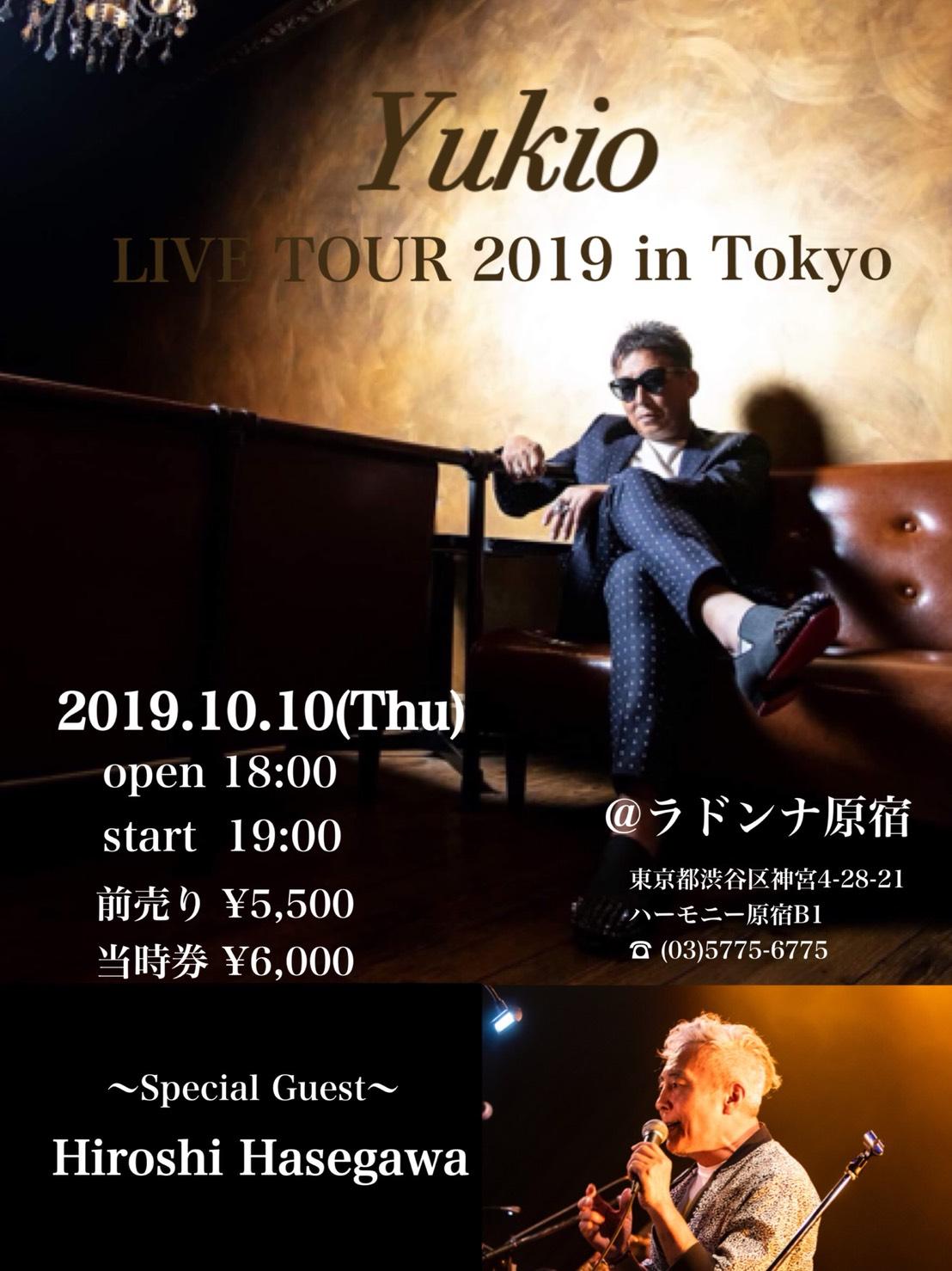 """Yukio Sasaki  """"New Album Release tour"""""""