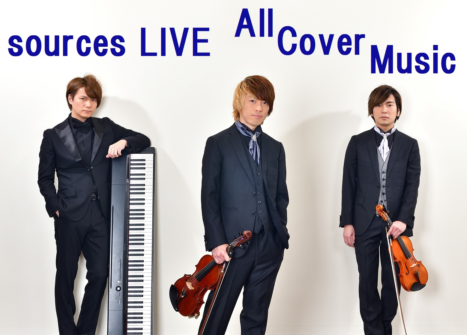 sources LIVE  ~ All Cover Music