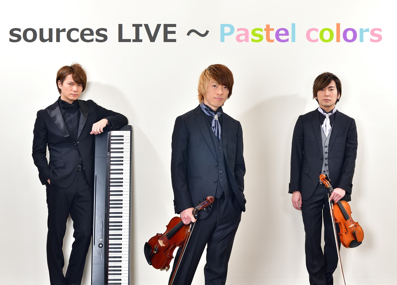 sources LIVE 2021 ~ Pastel colors  ライブ&生配信